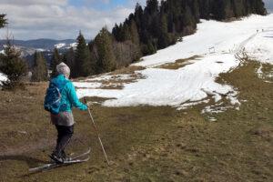 In der Schweiz ist es so warm wie noch nie